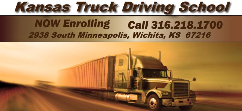 Kansas Truck Driving School